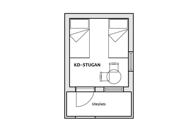 KD-stugan